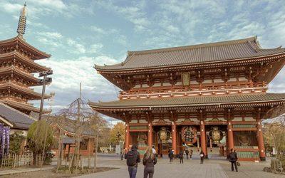 浅草寺×東京スカイツリータワー…。